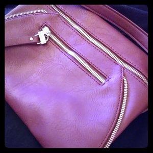 Nicole Miller crossbody purse